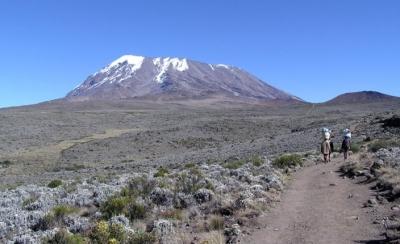 Climbing Mount Kilimanjaro Marangu Route