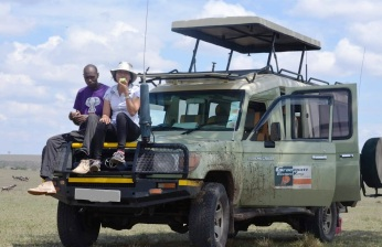 Safari Vehicles Hire in Kenya | 4×4 Land Cruisers, Hire Jeep