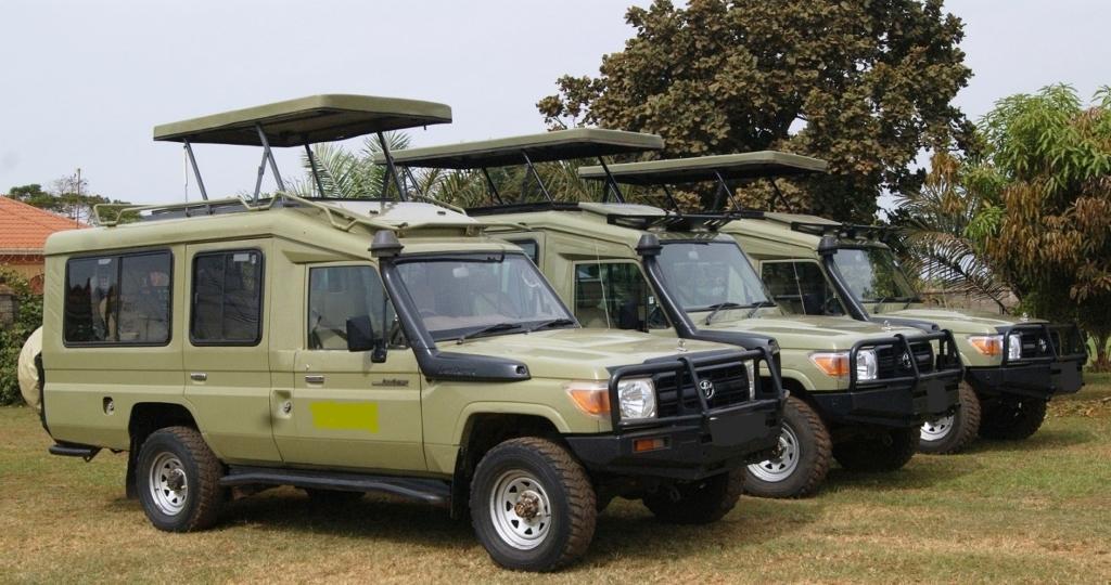 Hire 4X4 Land Cruiser Nairobi Kenya